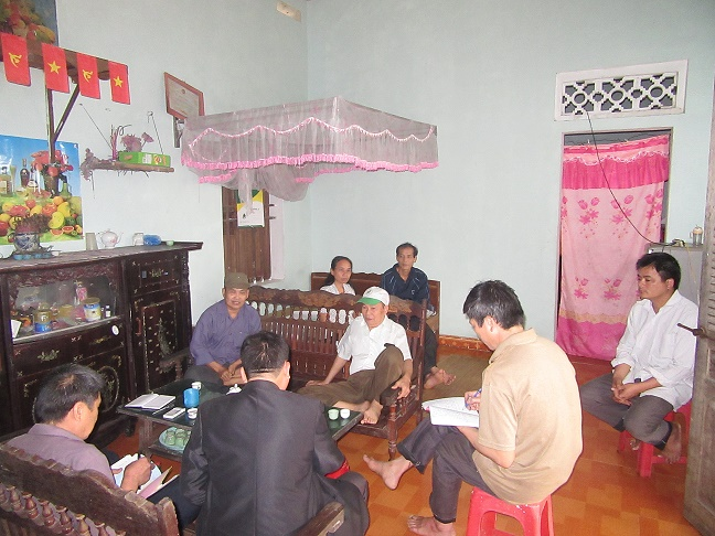 Initial Achievements from Small Forest Protection Groups In Ho Muoi village, Minh Son commune, Huu Lung district of Lang Son province