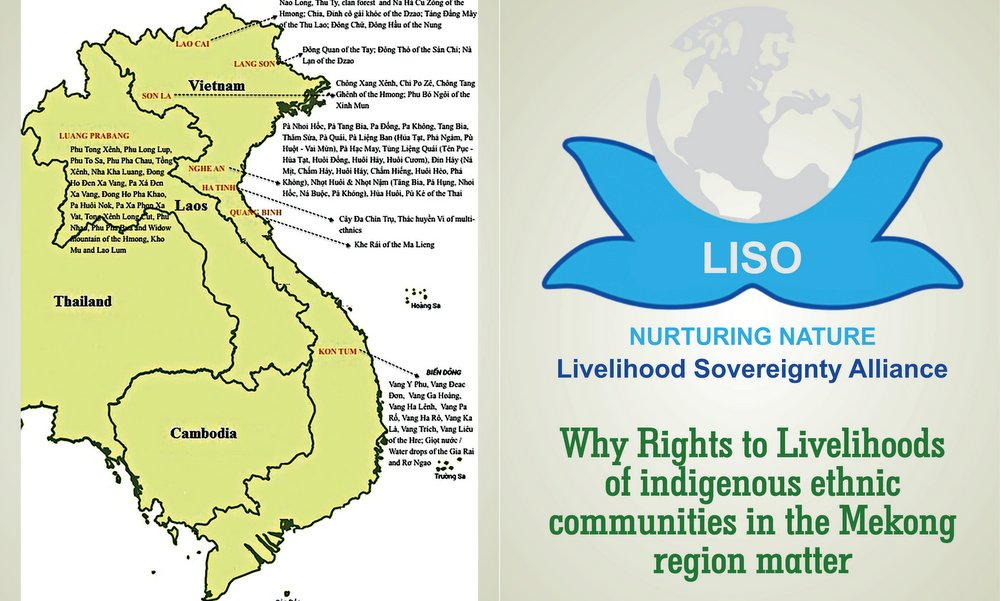 Why rights to livelihoods of indigenous ethnic communities in the Mekong region matter