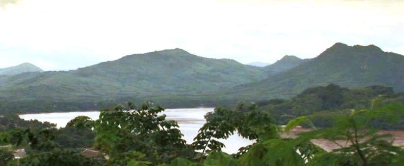 SPERI & scuba VISION Territorial boundary stones in Laos