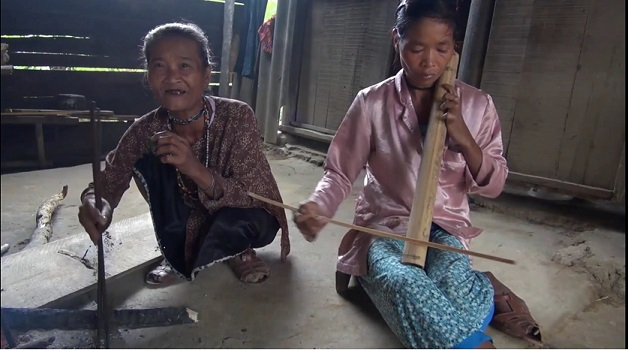 The music of the Ma Lieng of Cao village, Quang Binh, Vietnam