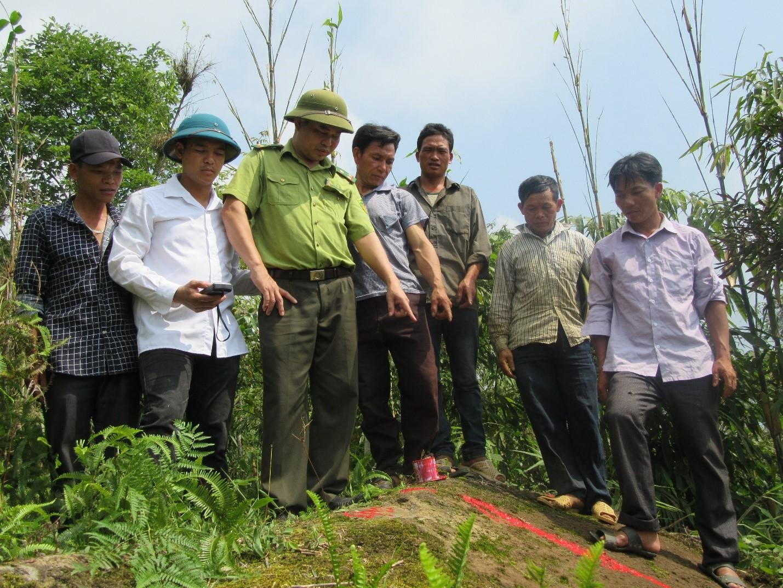Tư vấn giải quyết mâu thuẫn trong Giao đất giao rừng tại xã Dền Sáng, huyện Bát Xát, tỉnh Lào Cai